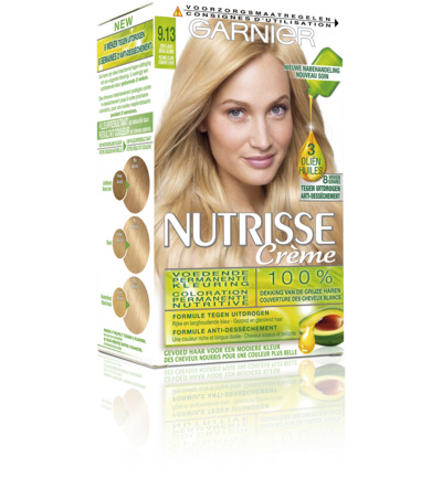 Nutrisse 9.13 pearly blonds