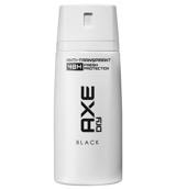 Antiperspirant black