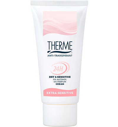 Anti-transpirant creme extra sensitive