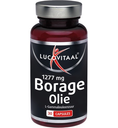 Borage olie GLA 300 mg