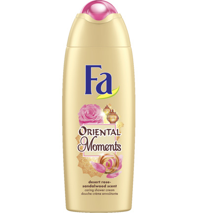 Fa Showergel Oriental Moments 250ml