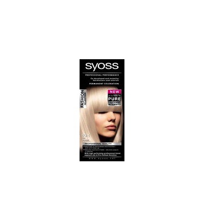 Colors creme 10-1 ice blond