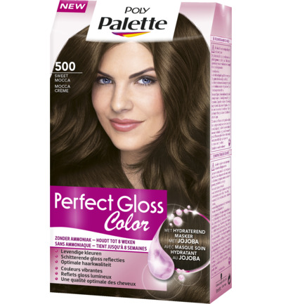 Perfect Gloss Haarverf 500 Sweet Mocca