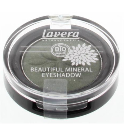 Eyeshadow beautiful green gemstone 19