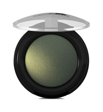 Eyeshadow illuminating electric green 07