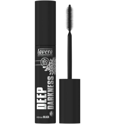 Mascara deep darkness intense black