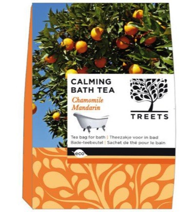 Bath tea calming chamomile & mandarin