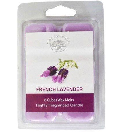 Wax melts French lavender