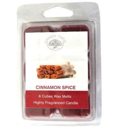 Wax melts cinnamon spice