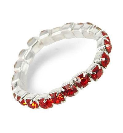 Ring stretch rood