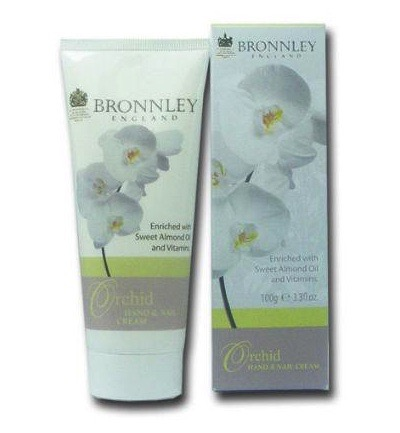 Hand & nail creme orchidee