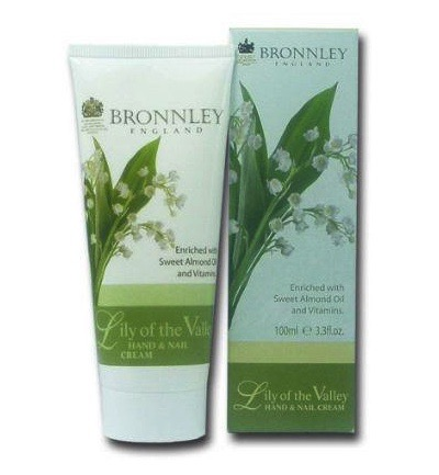 Afbeelding van Bronnley Hand & Nail Creme Lily Of The Valley 100ml