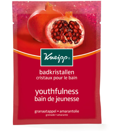 Badkristallen youthfulness