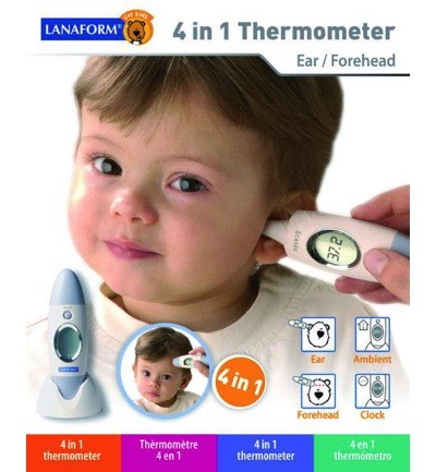 Thermometer 4 in 1