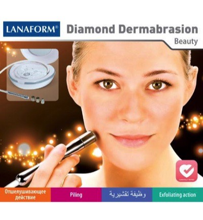 Diamond dermabrasion