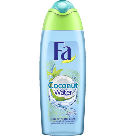 Fa Showergel Cocunut Water 250ml