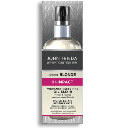 John Frieda Hi-Impact Oil Elixer Haarserum 100 ml
