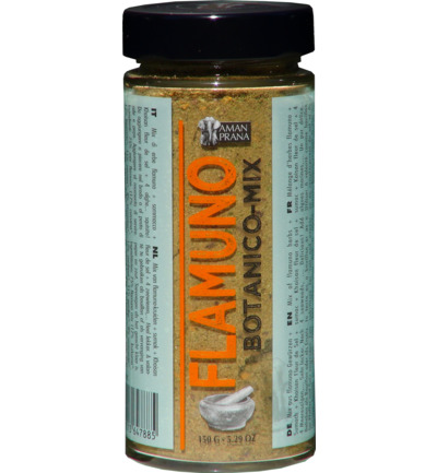 Orac botanico mix flamuno