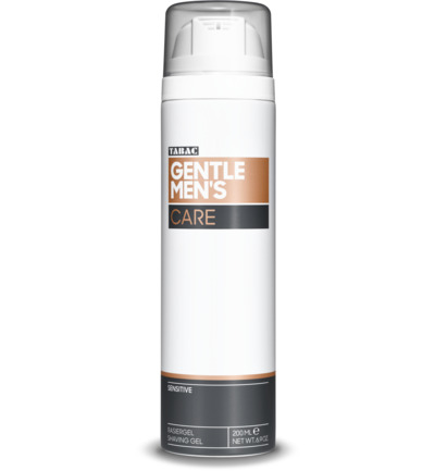 Gentle mens care shaving gel sensitive