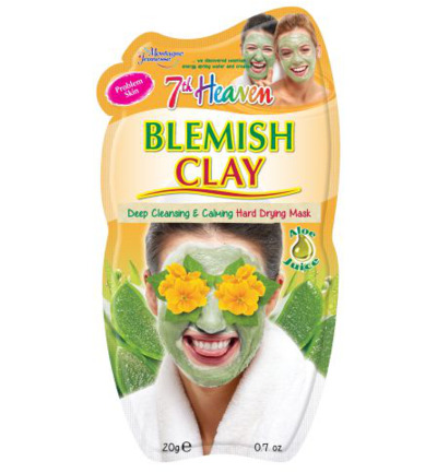 7th Heaven face mask blemish mud