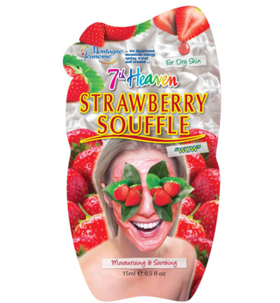 7th Heaven face mask strawberry souffle