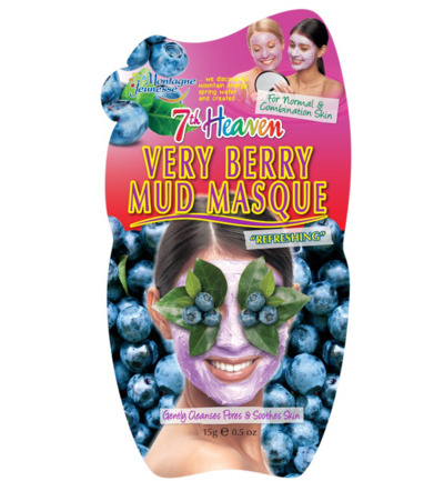 7th Heaven face mask very berry
