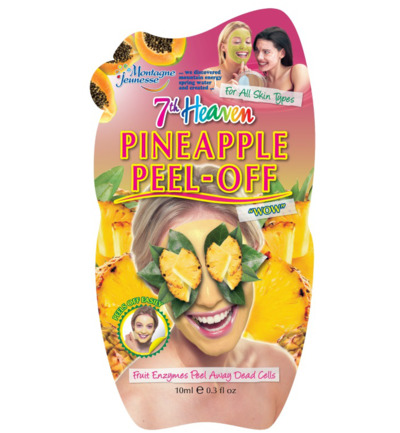 7th Heaven face mask pineapple