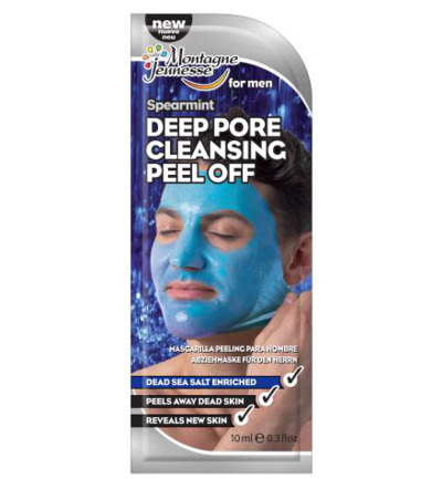 Gezichtsmasker men deep pore cleansing peel off
