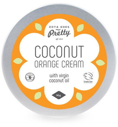 Coconut orange creme