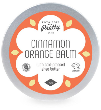 Balm cinnamon orange