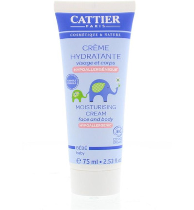 Baby hydraterende creme
