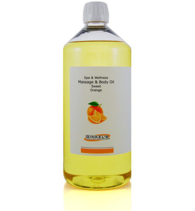 Massage & body oil sweet orange