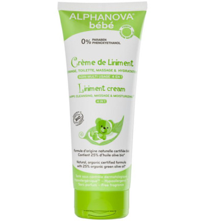 Bio liniment cream 4 in 1
