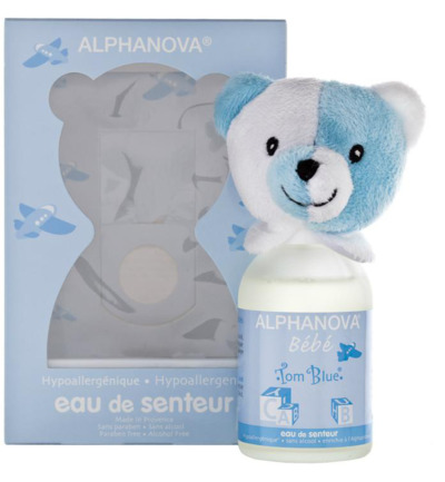 Alphanova Baby Baby Perfume For Boys Tom Blue (100ml)