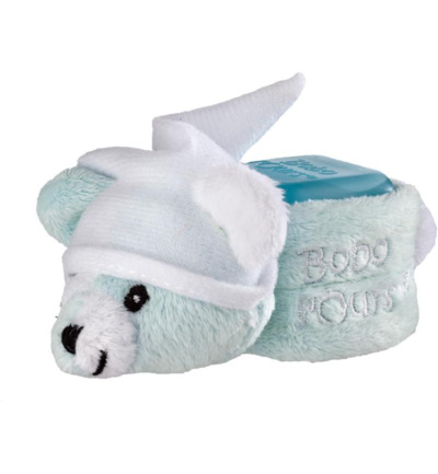 Baby bobo blue bear cooling