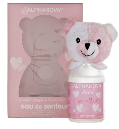 Baby perfume for girl louna rose