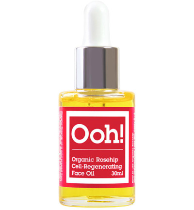 Organic rosehip cell regeneration face oil