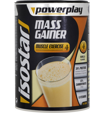 Mass gainer vanilla