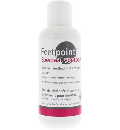 Feetpoint speciaal voetbad