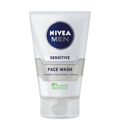 Men face wash sensitive