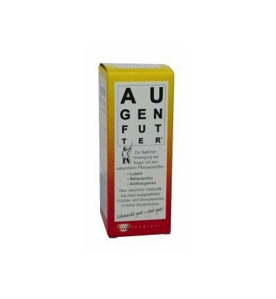eye support/augenfutter ts