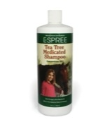 Tea tree medical shampoo