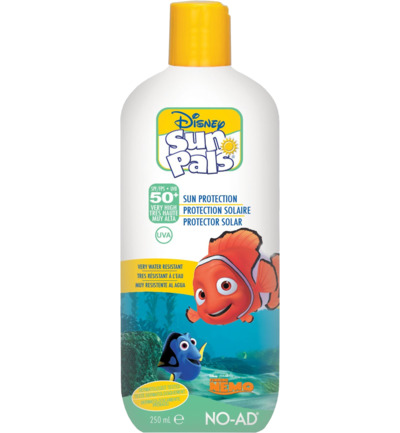 disney sun pals nemo f50 spray