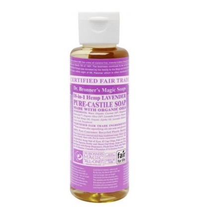 Magic pure castile soap lavendel