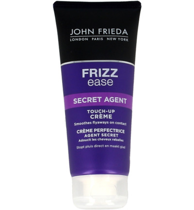John Frieda Frizz-ease Secret Agent Anti-pluis Finishing Creme 100ml