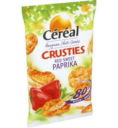 Crusty delight red sweets paprika