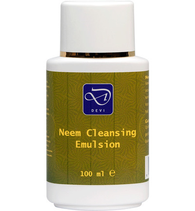 Neem cleansing emulsion