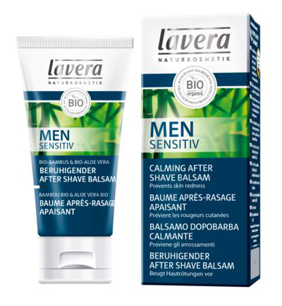 Men aftershave balsem