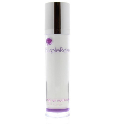 Purple rose dagcreme