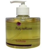 Purple rose badolie